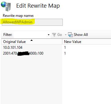RewriteMaps